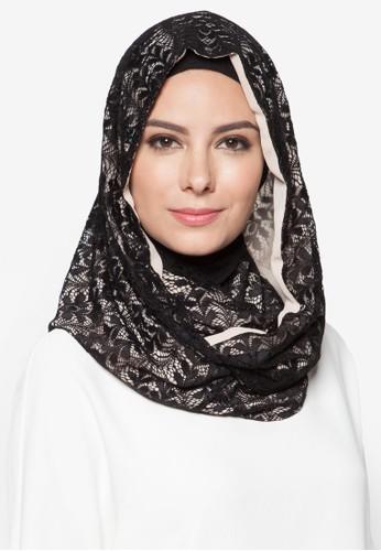 Lace Snoozalora時尚購物網評價d, 服飾, 圍巾及披肩