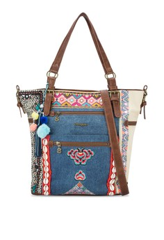 Bols Argentina Silvana Berenjena Hand Bag