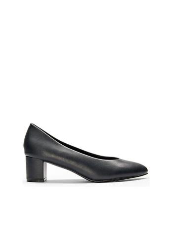 SEMBONIA blue SEMBONIA Synthetic Leather Court Shoe (Dark Blue) 07ACASHE37309FGS_1