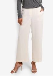 Vero Moda white Ayla Wide Pants VE975AA0RB2YMY_1