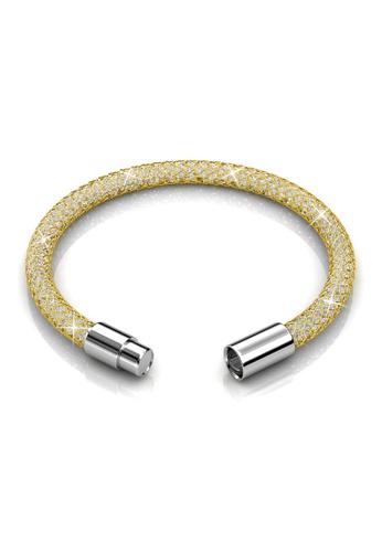 Her Jewellery gold Mesh Bracelet (Gold) HE581AC0RBHGMY_1