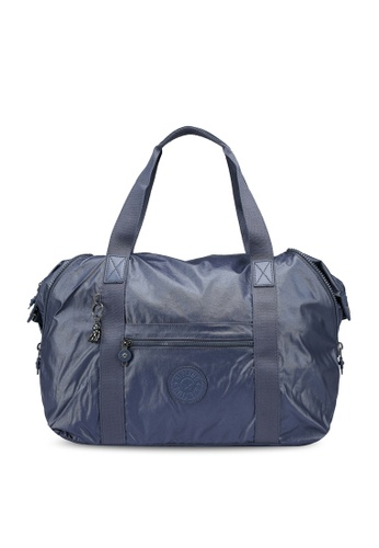 Kipling blue ART M Midnight Frost Tote Bag C506BAC99AC484GS_1