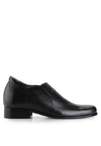 Keeve black Keeve Shoes Peninggi Badan Formal 003- Hitam 8A105SHE51D9DDGS_1