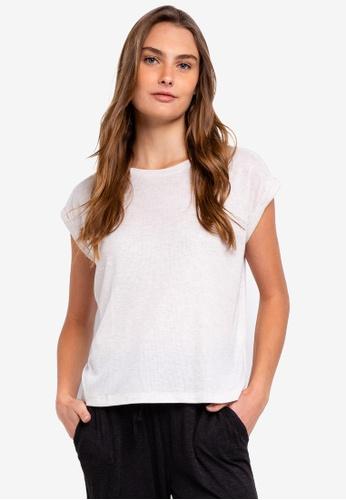 Cotton On Body grey Rib Boxy T-Shirt E5CE0AA23629C5GS_1