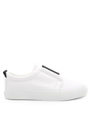 Twenty Eight Shoes Synthetic Leather Sneakers 17157 TW446SH83JIEHK_1