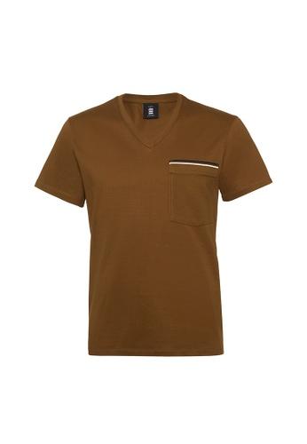 Kent and Curwen green Green T-Shirts FF566AA7699172GS_1
