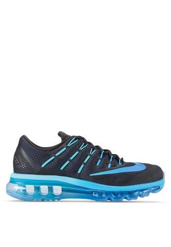 Nike black Women's Nike Air Max 2016 Running Shoes NI126SH25RFMMY_1