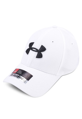 95fbe2ff441 Under Armour white Men s Blitzing 3.0 Cap 57E47AC0DBB0D1GS 1
