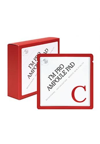 Wish Formula I'm Pro Ampoule Pad C (10pads/box) WI261BE96KZJSG_1