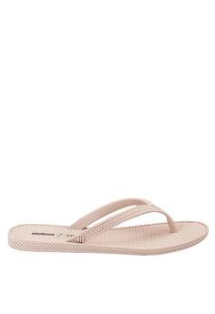 57b358d13380 Melissa pink Melissa Braided Summer Salinas Ad Sandals EBC30SHB5DD911GS 1