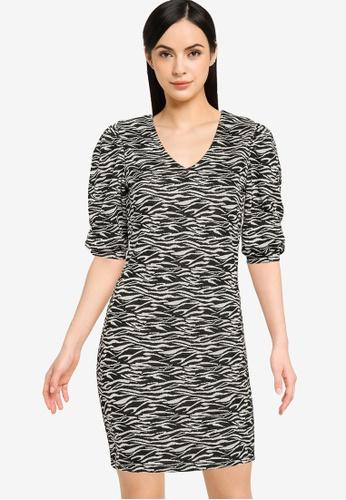 ONLY black Lina Dress E500EAA85C25ADGS_1