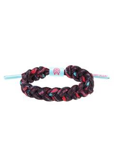 Palett Shoe Lace Bracelet