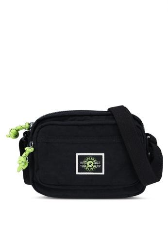 Kipling black Sisko Small Crossbody Bag F8A2FAC2D1E076GS_1