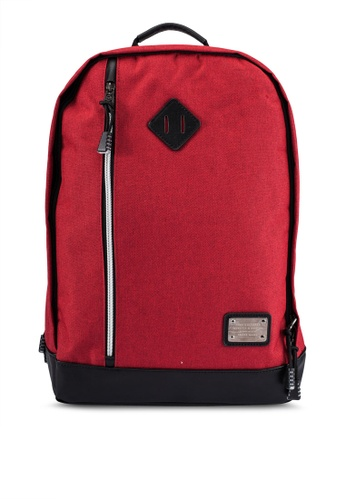 High Cultured red Casual Backpack HI002AC0S1WUMY_1