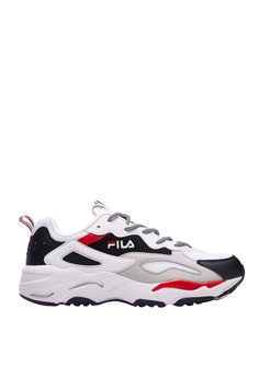 online store 634d6 1db13 Fila white Online Exclusive TRACER Chunky Sneakers 11690SHE9C7A51GS 1
