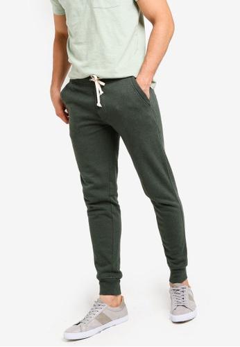 J.Crew 綠色 修身棉褲 735CEAAED61856GS_1