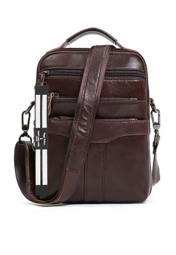Twenty Eight Shoes Handmade Vintage Leather Sling Bag QYE6508 BB64AAC4553470GS_1