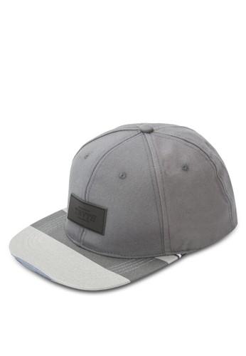 雙色丹寧esprit 內衣平沿帽, 飾品配件, 飾品配件