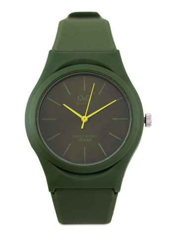 VQ8esprit 童裝6J024Y 糖果色圓錶, 錶類, 其它錶帶