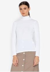 Susto The Label white Renee Turtleneck 033B2AAEC4B72BGS_1