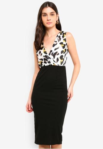 73f80d90ec9b Shop AX Paris 2 In 1 Leopard Print Dress Online on ZALORA Philippines
