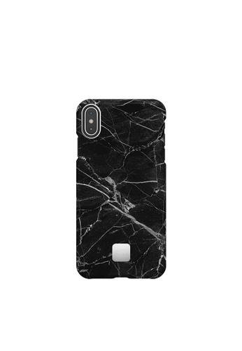 "happy plugs black Happy Plugs for iPhone XS Max (6.5"") - Black Marble 2BC87AC6F0FF0FGS_1"