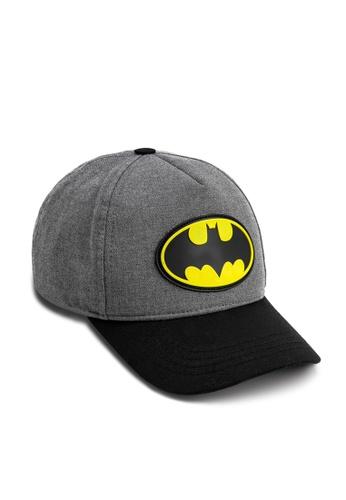 KOTON grey Batman Cap FBBA1KC3E4AD94GS_1