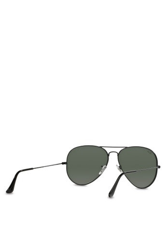 Buy Ray-Ban Aviator Large Metal II RB3026 Sunglasses Online on ZALORA  Singapore bcbdb6b8ee