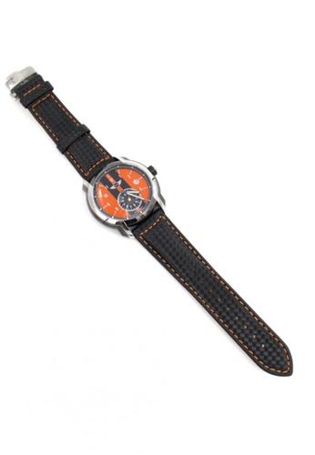 Mini orange Analogue Watch MI057AC06AIRHK_1