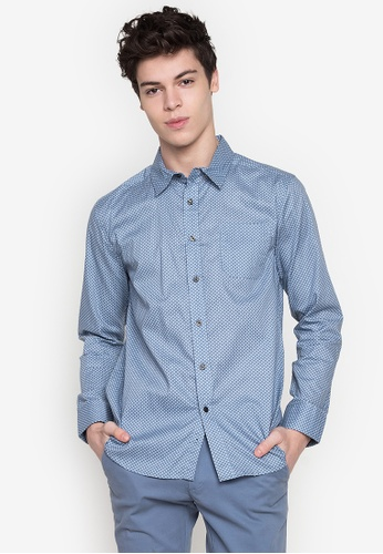 Lifestyle by Attitudes grey August Shirt 7FE66AA0DF047AGS_1