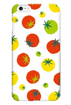 Tomatoes Glossy Hard Case for iPhone 6 Plus