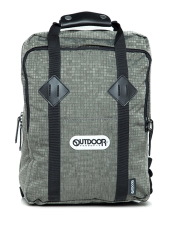 Outdoor Products green Two Way Daypack OU226AC0JY95PH_1