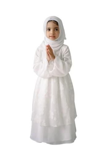 Pretty Girl Collection white Alzenas Muslim Dress FE4E1KA552386BGS_1