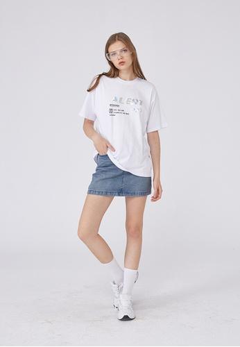 Twenty Eight Shoes Trend Printed T-Shirts HH9015 4021BAA872DE36GS_1