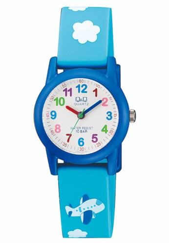 Q&Q blue Q&Q WATCH BY CITIZEN For Kid Watch VR99J005Y 4619FAC186B6BCGS_1