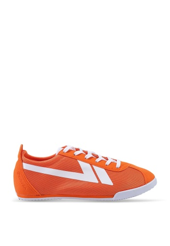 Kolca white and orange Kolca 78 Seveneight Sneakers F6505SH51F1235GS_1