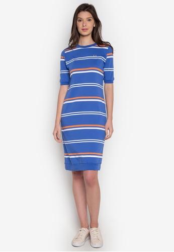 Le Tigre blue Ladies Dress LE798AA0JO8VPH_1