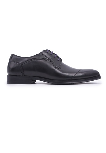 Rad Russel black Rad Russel Lace-up Derby - Black 19C45SH7E1364EGS_1