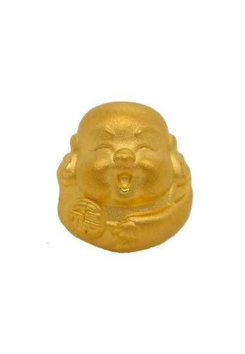 LITZ gold [Free Bracelet] LITZ 999 (24K) Gold Maitreya Charm EPC0569 (0.97G) C79B1ACF4D87E5GS_1