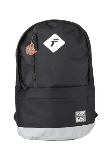 Sogno black Men Backpack SMM 481 66178ACBB19C81GS_1
