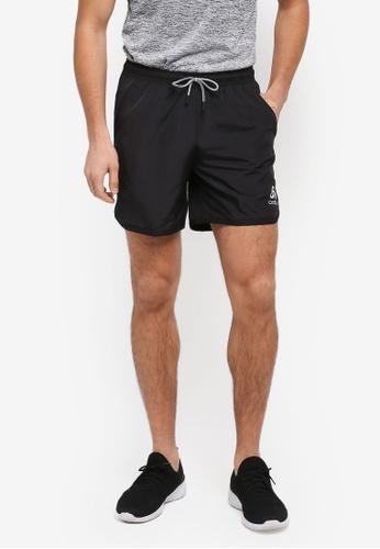 Odlo black Aion Shorts 0A9CDAA4C4F431GS_1