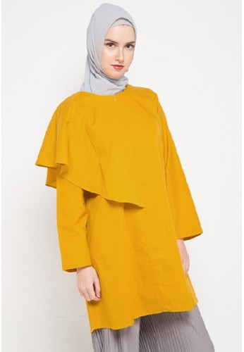 ZAHRA SIGNATURE yellow Tamara Tunik 05E34AA94EBA4FGS_1