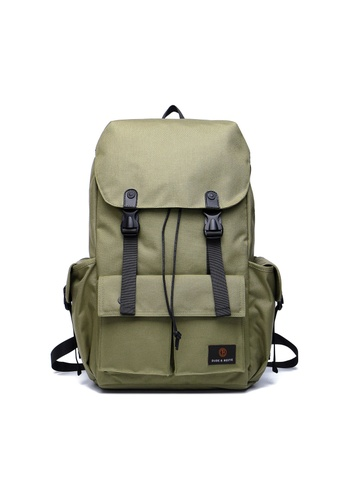 The Dude brown Predator Backpack TH373AC00EHVHK_1