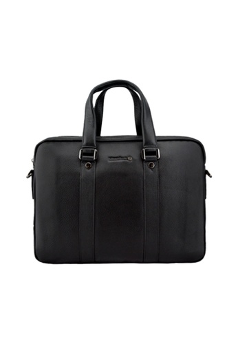 EXTREME black Extreme Leather Briefcase (16inch Laptop) D1CACAC396ABDCGS_1