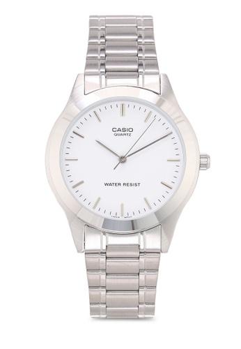 Casio silver Casio MTP-1128A-7ARDF Watch 2A1CDACE7D56B5GS_1