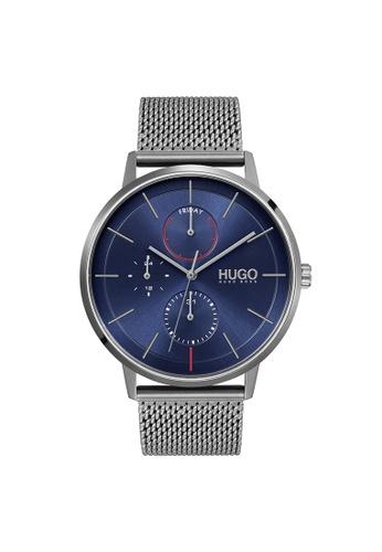 Hugo Boss blue HUGO Exist Blue Men's Watch (1530171) 582F3AC1A9E229GS_1