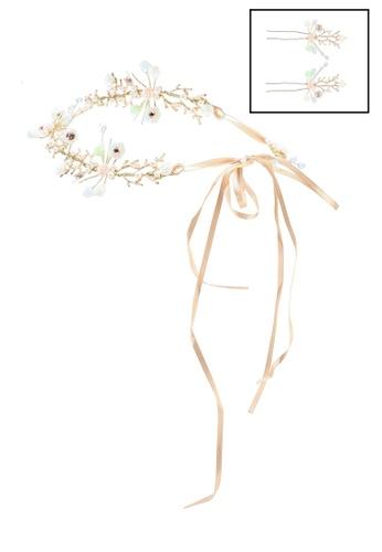 Saturation multi Aoife Hair Wreath and Hair Pin Set C61BEACD0A23D4GS_1
