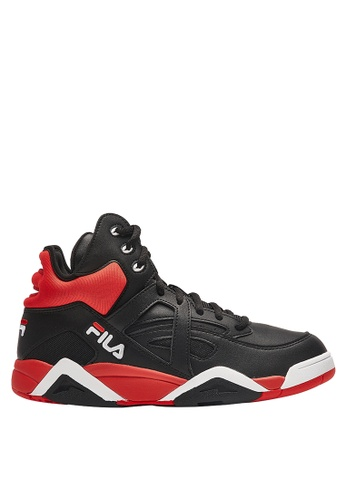 Fila black BB-CAGE MID Sport Shoes 0B74FSH9C0FF0FGS_1