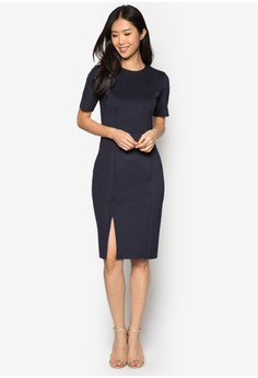 Collection Bodycon Midi Dress