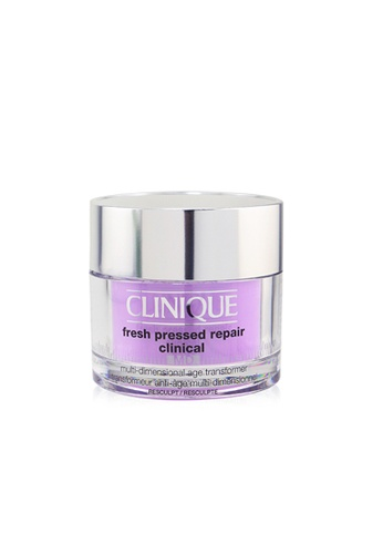 Clinique CLINIQUE - Fresh Pressed Repair Clinical MD Multi-Dimensional Age Transformer (Resculpt) 50ml/1.7oz D90FCBEE4CD719GS_1